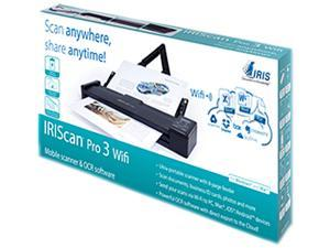 I.R.I.S IRISCan Pro 3 WiFi (458071) up to 600 dpi USB Sheetfed Document Scanner