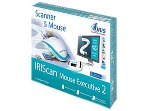 I.R.I.S IRISCan Mouse Executive 2 (458075) Up to 300 dpi USB Mobile Specialized Scanner