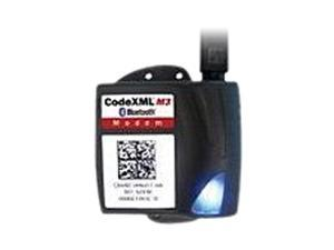 Code M3 Barcode Scanner, Bluetooth Modem, 6ft Straight Usb Cable Included