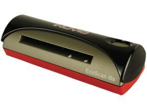 INUVIO ECSC-i6s 48bit Dual Linear Color Contact (CMOS CIS) Small Medical and ID Card and Receipt Up to 600 dpi Scanner