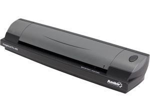 Ambir ImageScan Pro 490i (DS490-AS) 48-bit internal color, outputs 24-bit true color, 8-bit grayscale & 1-bit B&W Image Sensor - dual linear color contact image sensor (CMOS CIS) Paper Sensor - mechan