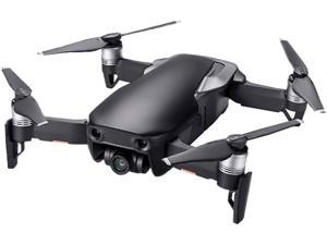 DJI MAVIC AIR Fly More Combo (NA) Portable Collapsible Quadcopter Drone, 3-Axis Gimbal with 4K, 32 MP Camera - Onyx Black