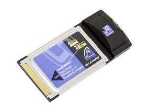 LINKSYS WPC55AG Notebook Adapter