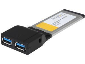 StarTech.com ECUSB3S22 USB ExpressCard