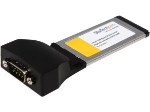 StarTech.com EC1S232U2 Serial Ports ExpressCard