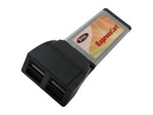BYTECC BT-EC420 USB2.0 4 Ports ExpressCard