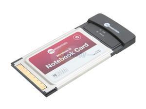 BELKIN ME1002-NB Wireless G Notebook Card