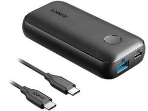 Anker PowerCore 10000 PD Redux, 10000mAh Portable Charger USB-C Power Delivery (18W) Power Bank for iPhone 11/11 Pro / 11 Pro Max / 8 / X/XS Samsung S10, Pixel 3/3XL, iPad Pro 2018