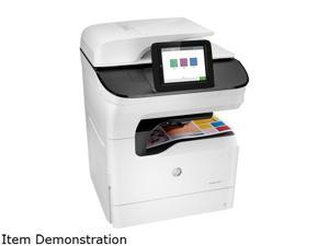 HP PageWide Ent Color Flw MFP785z+ Prntr US/Canada - English, French and Spanish
