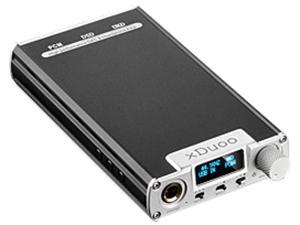 xDuoo Accessory XD-05 Poke Hot Pocket Full Featured Portable DAC and AMP Black Retail