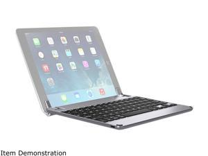 Brydge 10.5 Series II Bluetooth Keyboard for 10.5in iPad Pro (Grey) ,QWERTY,alum
