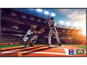 "Sharp PN-UH861 86"" 4K Ultra HD Commercial LCD Display with Built-in NTSC/ATSC Tuner and USB Media Player"