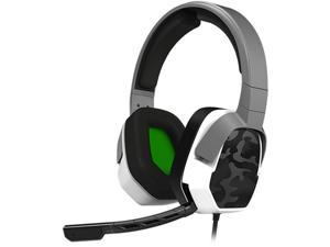 PDP Xbox One LVL 3 Stereo Gaming Headset 048-041-NA-WCAM, White Camo