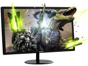"Nixeus EDG 24"" 1920 x 1080 AMD Radeon FreeSync Certified 144Hz Gaming Monitor with Base Tilt Only Stand (NX-EDG24S)"