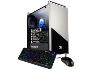 iBUYPOWER CB 136A Gaming Desktop - Ryzen 5 3600, 16GB DDR4 2666 Mhz, GeForce RTX 2060 6GB, 1TB HDD + 240GB SSD, Windows 10 Home