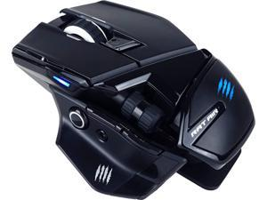 Mad Catz The Authentic R.A.T. Air Optical Gaming Mouse MR04DHAMBL00