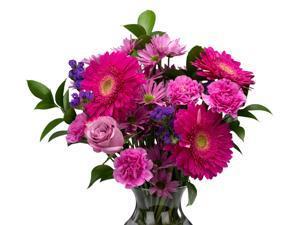 Farm Direct Fresh Flower Bouquet- Lavender Blues