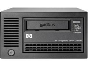 HP EH900B#ABA Black 3TB External SAS 6Gb/s Interface LTO-5 Ultrium 3280 Tape Drive