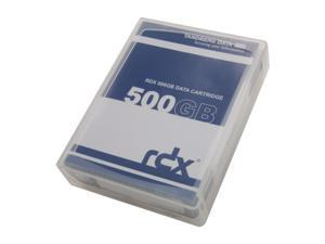 TANDBERG DATA 8541-RDX 500GB RDX QuikStor Cartridge 1 Pack