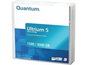 Quantum MR-L4MQN-BC 1500 / 3000 GB LTO Ultrium 5 Tape Zip Media 1 Pack