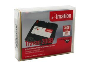 imation 12115 10/20GB Travan Tape Media 1 Pack