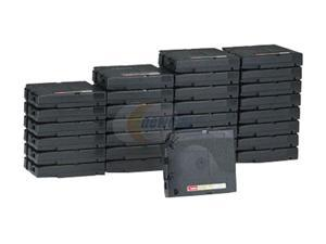 "imation 1/2"" Black Watch 9940 Data Tape Cartridges 41333 60GB Tape Media 1 Pack"