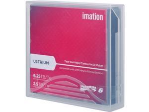 Imation Ultrium LTO 6 WORM Cartridge with Case