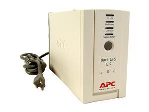 APC BK500 500 VA 300 Watts UPS