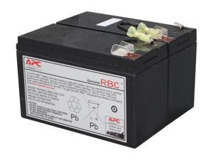 APC UPS Battery Replacement for APC UPS Models BR1500LCD, BX1500LCD, BR1200G, BR1300LCD, BX1300LCD, BN1250LCD and select others (APCRBC109)
