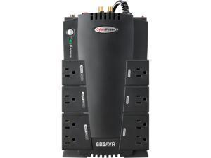 CyberPower CP685AVR 685 VA 390 Watts UPS