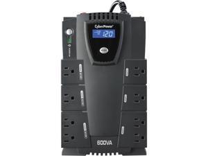 CyberPower CP600LCD 600VA 340W UPS