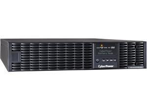 CyberPower Smart App Online OL1000RTXL2U 1000VA 100-125V Pure Sine Wave LCD Rack/Tower UPS