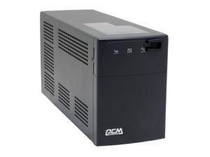 PCM Powercom BLACK KNIGHT CS BNT-1000CSU 1000 VA 6 Outlets UPS
