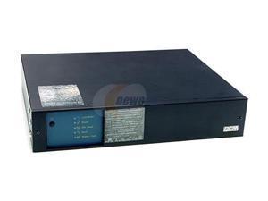 PCM Powercom KING RM KIN-1500APRM 1500 VA 6 Outlets UPS