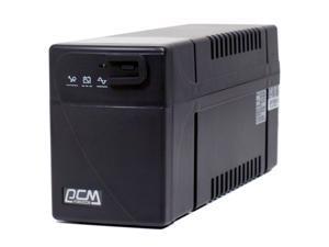 PCM Powercom BLACK KNIGHT PRO BNT-800AP 800 VA 4 Outlets UPS