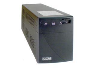 PCM Powercom BLACK KNIGHT PRO BNT-1500AP 1500 VA 5 Outlets UPS