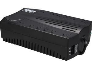 Tripp Lite AVR750U AVR Series 750 VA 450 Watts 12 Outlets Line Interactive UPS for PCs