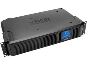 Tripp Lite SMART1200LCD Smart Pro Digital 1200 VA 700 Watts 8 Outlets Line Interactive UPS w/ LCD display