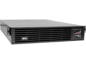 Tripp Lite SmartOnline 120V 3 kVA 2.7 kWatts On-Line Double-Conversion UPS, 2U Rack / Tower, Extended Run, Network Card Option, ENERGY STAR (SU3000RTXL2U)