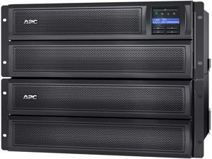 APC UPS, 2000 VA Smart-UPS Sine Wave, Short Depth UPS Battery Backup with Extended Run Option, Tower/4U Rack Convertible, Line-Interactive, 120V (SMX2000LV)