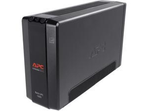 APC BX1000M Back-UPS Pro 1000 VA 600 Watts 8 Outlets Uninterruptible Power Supply (UPS)
