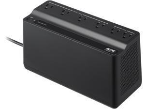 APC BE425M Back-UPS 425 VA 255 Watts 6 Outlets Uninterruptible Power Supply (UPS)