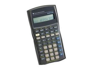 Texas Instruments IIBAPRO/CLM/4L1/A BA II Plus Professional Calculators -  Newegg com
