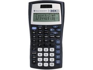 Texas Instruments TI-30XIIS TI-30X IIS Scientific Calculator, 10-Digit LCD
