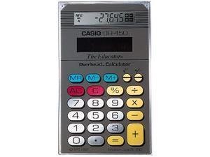 Casio OH450 Overhead Calculator Which Emulates