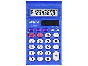 Casio SL-450S Basic School Calculator