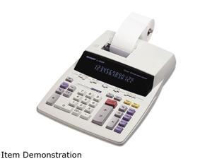 Sharp EL-2630PIII Deluxe Commercial Two-Color Printing 12-Digit Calculator