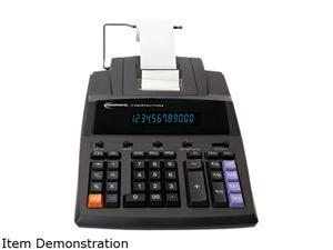 Innovera 15990 15990 Two-Color Printing Calculator, 12-Digit Fluorescent, Black/Red