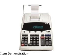 Victor 1230-4 Fluorescent Display Two-Color Printing Calculator, 12-Digit Fluorescent