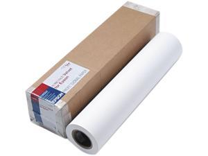 "Epson America SP91203 Somerset Velvet Paper Roll, 255 g, 24"" x 50 ft, White"